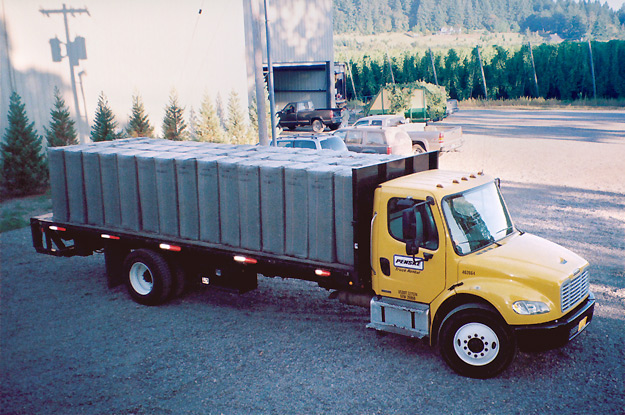 Hops heading to cold storage